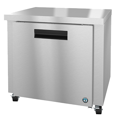 "superior-equipment-supply - Hoshizaki - Hoshizaki 36"" Wide Stainless Steel Reach In Undercounter Refrigerator"