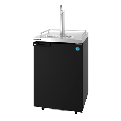 superior-equipment-supply - Hoshizaki - Hoshizaki (1) Tap Dispenser (1) 1/2 Keg Capacity Draft Beer Cooler