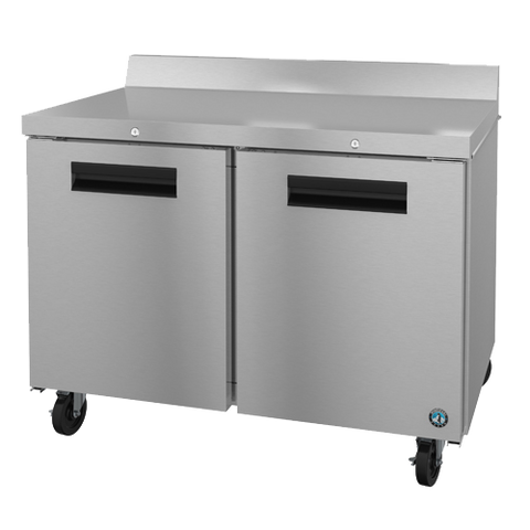 "superior-equipment-supply - Hoshizaki - Hoshizaki Stainless Steel 48"" Wide Reach-In Undercounter Freezer"