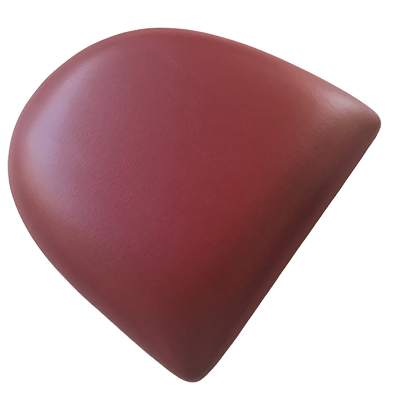 JMC Furniture Vinyl Replacement Seat Burgundy
