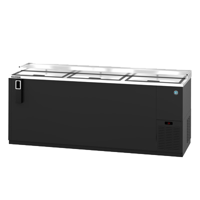 "superior-equipment-supply - Hoshizaki - Hoshizaki Three Section Reach-In Cooler 80""W 24.67 cu. ft."