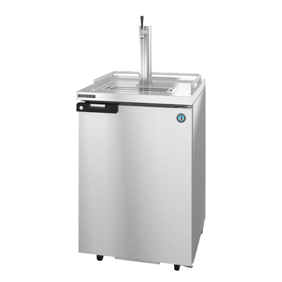 superior-equipment-supply - Hoshizaki - Hoshizaki One-Section (1) Tap Dispenser (1) 1/2 Keg Draft Beer Cooler