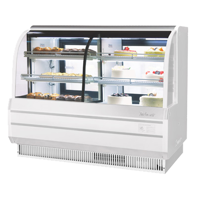 "superior-equipment-supply - Turbo Air - Turbo Air  60.5"" Anti-Rust Coated Steel Non-refrigerated Bakery Case"