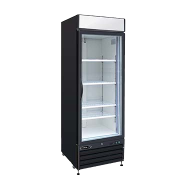 "superior-equipment-supply - MVP Group - Kool-It One Section Freezer Merchandiser 26.8""W"