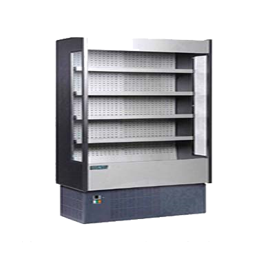 "superior-equipment-supply - MVP Group - Hydra-Kool Stainless Steel Multiplex Merchandiser 78""W"