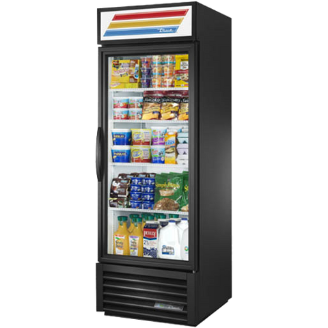"Refurbished 27"" True One Section Refrigerated Merchandiser"