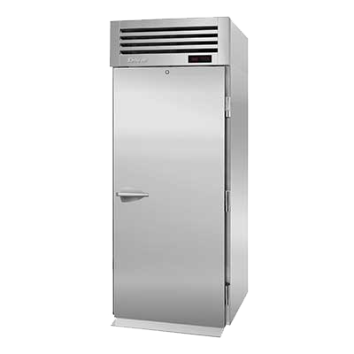 "superior-equipment-supply - Turbo Air - Turbo Air 34""W Wide One-Section Stainless Steel Roll-In Heated Cabinet"