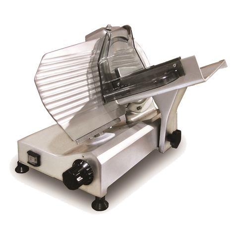 Omcan 9-Inch Belt Driven Meat Slicer