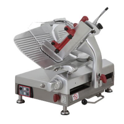 "Omcan Automatic Meat Slicer 13"" Diameter Blade"