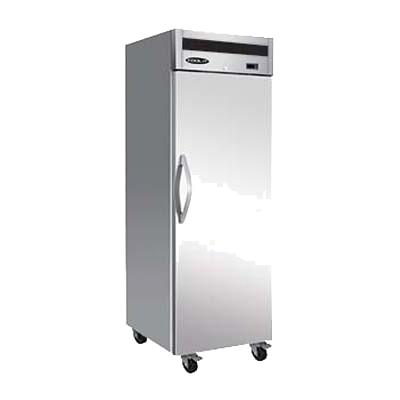 "superior-equipment-supply - MVP Group - IKON Stainless Steel Three Section Three Door Reach-In Refrigerator 26.8""W"
