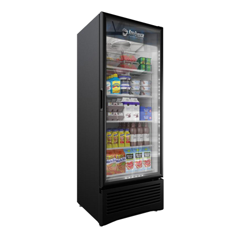 "Omcan 29.5"" Wide One Section Refrigerated Merchandiser"