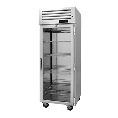 "superior-equipment-supply - Turbo Air - Turbo Air 28.75"" Wide One-Section Stainless Steel Reach-In Heated Cabinet"