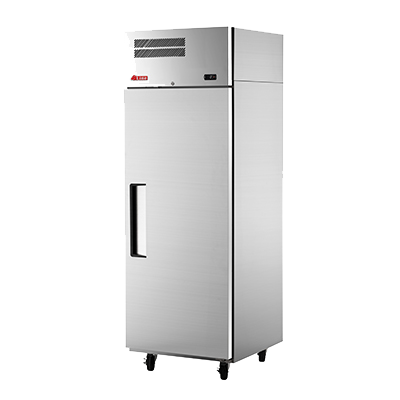 "superior-equipment-supply - Turbo Air - Turbo Air 28.75"" Wide One Section Stainless Steel Reach-In Freezer"