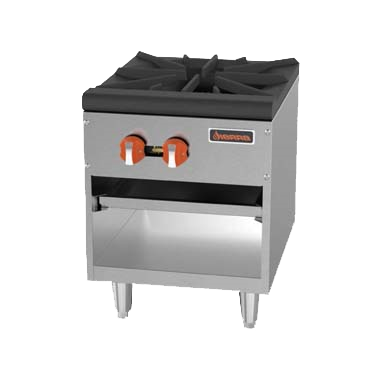 Royal Range Stainless Steel Countertop Gas Charbroiler 24""