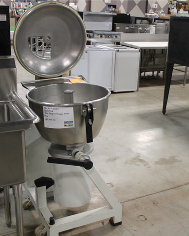 Used Stephan Vertical Chopper Mixer VCM-40