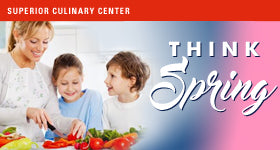 superior-equipment-supply - Superior Culinary Center - Mommy & Me: Spring Break Cooking Theme: A Trip to Italy with Mommy (Includes Mom & One Child) - Kids & Teens Cooking Class