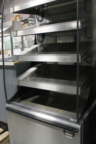 superior-equipment-supply - Henny Penny - Used Henny Penny Hot Food Merchandiser Three Shelves