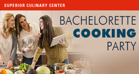 superior-equipment-supply - Superior Culinary Center - Caribbean Flavors - Bachelorette Cooking Parties