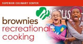 superior-equipment-supply - Superior Culinary Center - Comfort Food Classics - Brownie Scout Class