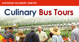 superior-equipment-supply - Superior Culinary Center - Aloha Hawaiian Luau Party - Culinary Bus Tours