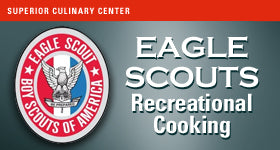 superior-equipment-supply - Superior Culinary Center - Chef In A Box - Eagle Scout Cooking Class