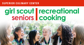superior-equipment-supply - Superior Culinary Center - Pizzeria Amore - Senior Scout Cooking Class