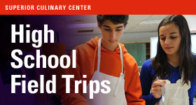 superior-equipment-supply - Superior Culinary Center - From Farm to Table  - High School Field Trip
