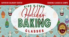 superior-equipment-supply - Superior Equipment & Supply - Holiday Baking Camp – Kids & Teens Holiday Baking Classes