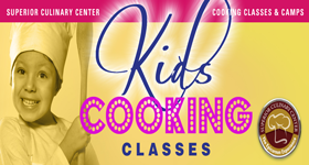 superior-equipment-supply - Superior Culinary Center - Ghoulish Fest Spooktacular Halloween Treats - Kids & Teens Cooking Class