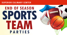 superior-equipment-supply - Superior Culinary Center - And The Award Goes To - End of the Season Sports Party
