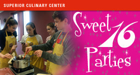 superior-equipment-supply - Superior Culinary Center - Under the Stars - Sweet 16 Themed Parties