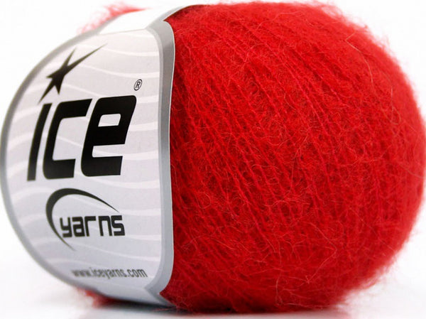 30g Alpaca Superfine Comfort Red Ice Yarns Strickwolle Ice Yarns - Hungariana Garn und Strickwolle Online Shop