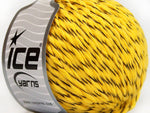 50g Color Acryl Ice Yarns Light Yellow Strickwolle - Fest Keks Lebkuchen & Keks für jede Feier