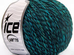50g Iris Wool Turquoise Shades Ice Yarns Strickwolle Ice Yarns - Hungariana Garn und Strickwolle Online Shop
