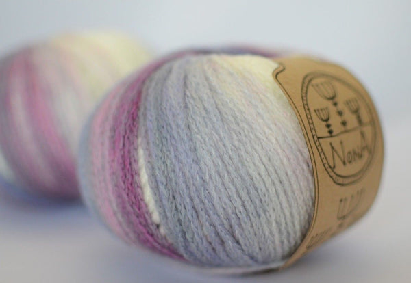 100g NoNA WooL Water Lily Strickwolle Ice Yarns - Hungariana Garn und Strickwolle Online Shop