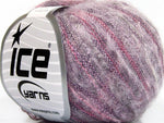 30g Kid Mohair Flamme Frosen Berry Ice Yarns Strickwolle Ice Yarns - Hungariana Garn und Strickwolle Online Shop
