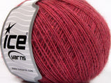 50g Ice Yarns Wool Cord Sport Orchid