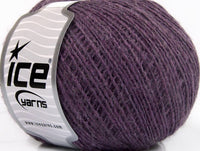 50g Ice Yarns Wool Cord Sport Lavender Strickwolle Ice Yarns - Hungariana Garn und Strickwolle Online Shop
