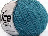 22% Rabatt 300g Wollpaket Ice Yarns Wool Cord Sport Smaragd Türkis Minze Strickwolle Ice Yarns - Hungariana Garn und Strickwolle Online Shop