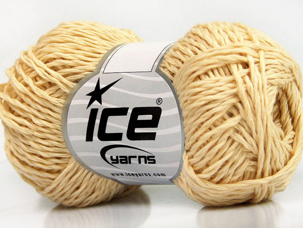 50g Sale Summer Dark Cream Ice Yarns