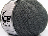 50g Sale Winter Grey Ice Yarns