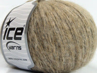 50g Air Mohair Beige Ice Yarns Strickwolle Ice Yarns - Hungariana Garn und Strickwolle Online Shop