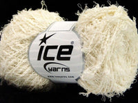 50g Alloro Cotton Ecru Ice Yarns Strickwolle Ice Yarns - Hungariana Garn und Strickwolle Online Shop