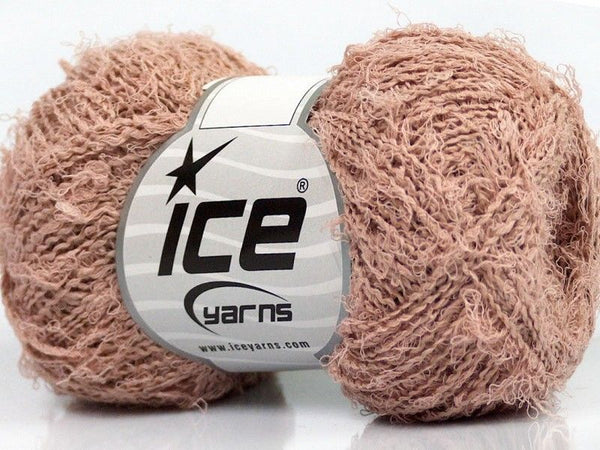 50g Alloro Cotton Rose Pink Ice Yarns Strickwolle Ice Yarns - Hungariana Garn und Strickwolle Online Shop