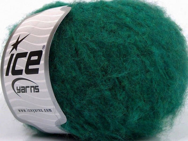 50g Alpaca Comfort Light Emerald Green Ice Yarns Strickwolle Ice Yarns - Hungariana Garn und Strickwolle Online Shop