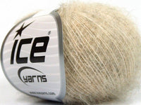 30g Alpaca Superfine Comfort Beige Ice Yarns Strickwolle Ice Yarns - Hungariana Garn und Strickwolle Online Shop