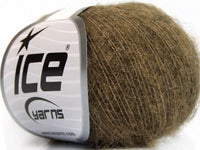 30g Alpaca Superfine Comfort Brown Ice Yarns Strickwolle Ice Yarns - Hungariana Garn und Strickwolle Online Shop