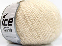 50g Briz Alpaca Cream Ice Yarns Strickwolle Ice Yarns - Hungariana Garn und Strickwolle Online Shop