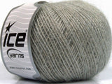 50g Briz Alpaca Grey Ice Yarns Strickwolle Ice Yarns - Hungariana Garn und Strickwolle Online Shop