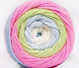 150g Cakes Baby White Pink Green Blue Ice Yarns Strickwolle Ice Yarns - Hungariana Garn und Strickwolle Online Shop